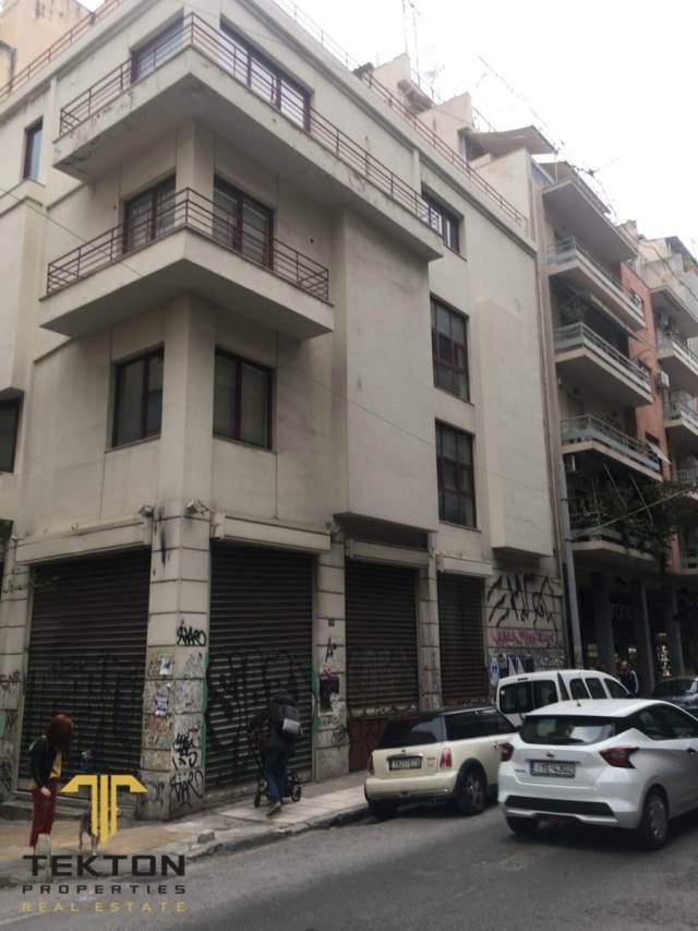 (For Sale) Commercial Building || Athens Center/Athens - 960 Sq.m, 1.600.000€